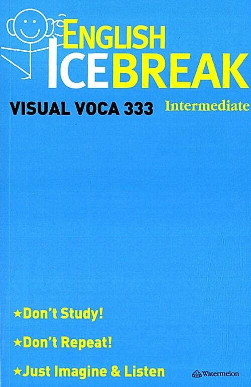 ENGLISH ICEBREAK VISUAL VOCA 333