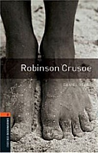 Oxford Bookworms Library: Level 2:: Robinson Crusoe (Paperback)