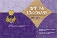 The Egyptian Lenormand (Hardcover)