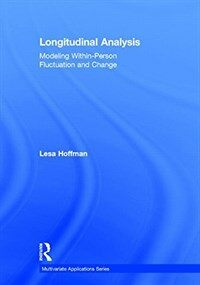 Longitudinal analysis : modeling within-person fluctuation and change