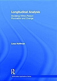 Longitudinal Analysis : Modeling Within-Person Fluctuation and Change (Hardcover)