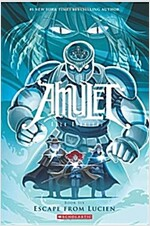 AMULET #6 : Escape from Lucien (Paperback)