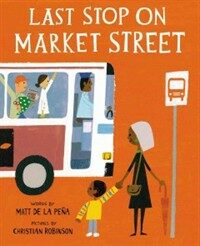 Last Stop on Market Street (Hardcover)