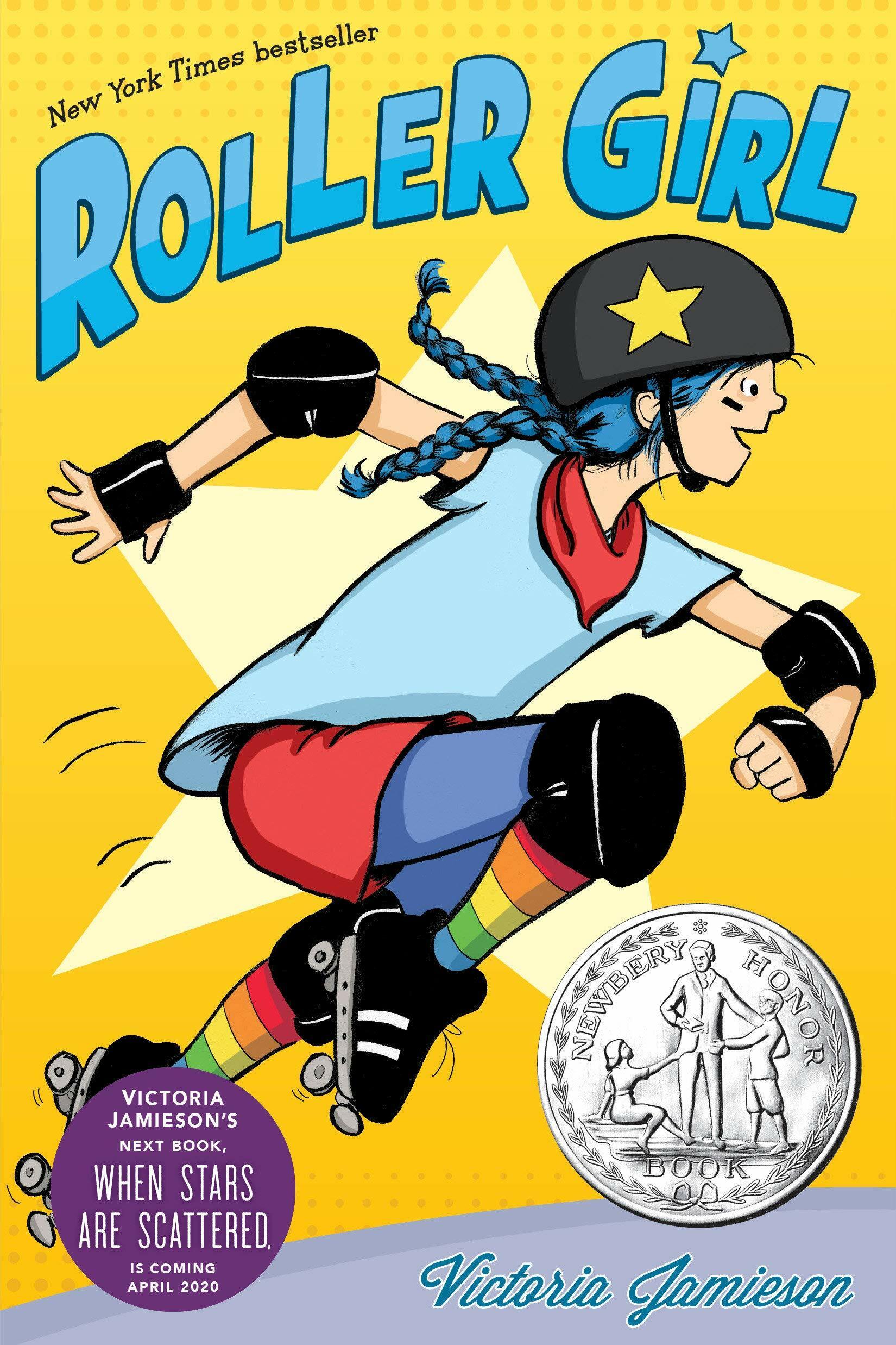 Roller Girl (Paperback)