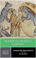 Marie de France: Poetry (Paperback)