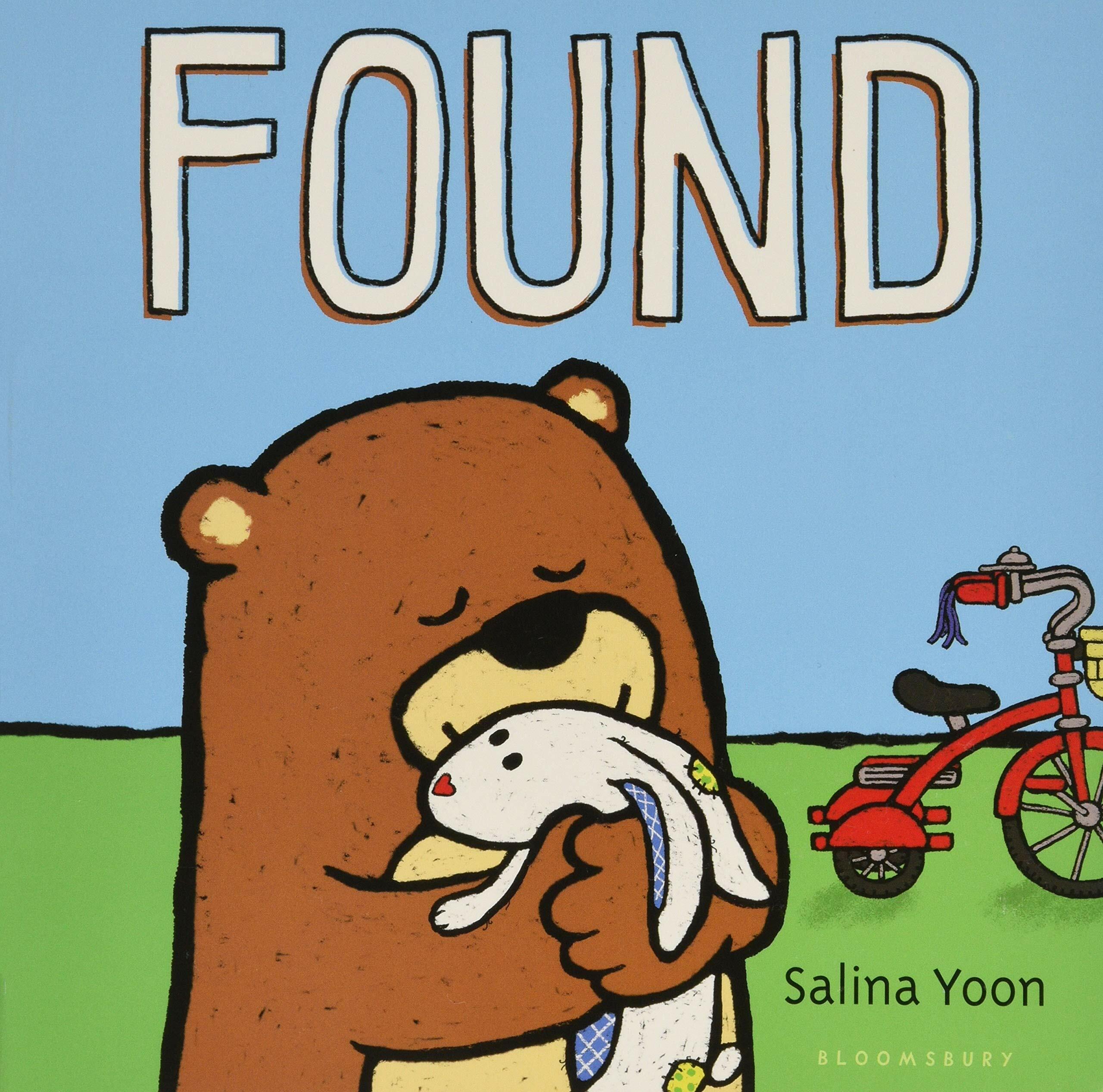 Found (Board Books)