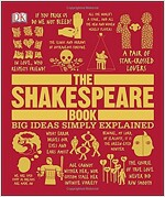 The Shakespeare Book: Big Ideas Simply Explained (Hardcover)