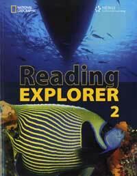 Reading Explorer 2 (Paperback + CD-Rom 1장)