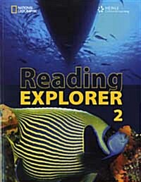 [중고] Reading Explorer 2 (Paperback + CD-Rom 1장)