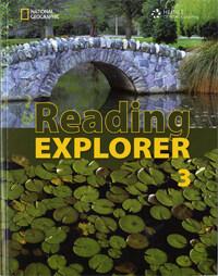 Reading Explorer 3 (Paperback + CD-Rom 1장)