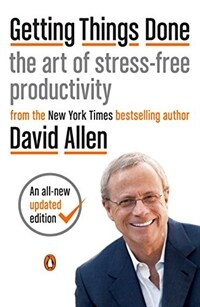 Getting Things Done: The Art of Stress-Free Productivity (Paperback, Revised)