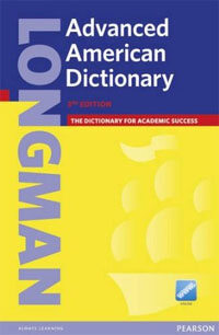 Longman Advanced American Dictionary 3rd Edition Paper and online (Package, 3 ed)