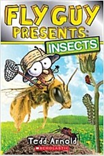 Fly Guy Presents: Insects (Scholastic Reader, Level 2) (Paperback)