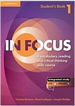 In Focus Level 1 Student's Book with Online Resources (Package)