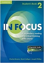 In Focus Level 2 Student's book with online resources (Package)