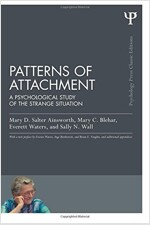 Patterns of Attachment : A Psychological Study of the Strange Situation (Paperback)