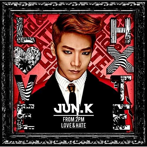 준케이(Jun. K) - 일본 솔로앨범 Love & Hate