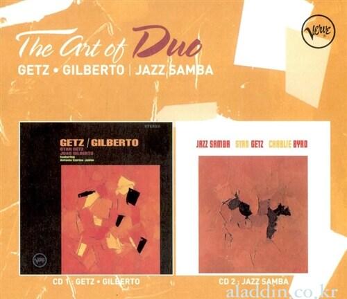 Stan Getz - Getz & Gilberto / Jazz Samba