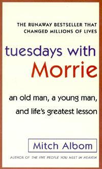 Tuesdays with Morrie (Mass Market Paperback, 미국판, Internantional)