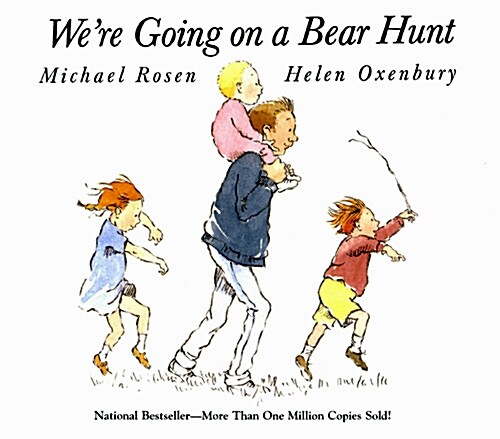 Were Going on a Bear Hunt (Paperback)