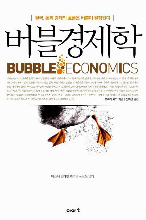 버블경제학 : 결국, 돈과 경제의 흐름은 버블이 결정한다