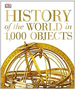 History of the World in 1000 objects (Hardcover)
