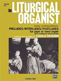 The Liturgical Organist (Paperback)