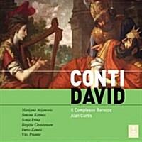 [수입] 콘티 : 다비드 [2CD]