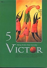 Victor 5 (Student Book + Workbook + 오디오 CD 3개)