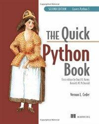 The quick Python book 2nd ed