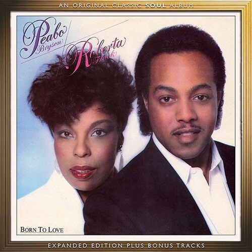 [수입] Peabo Bryson & Roberta Flack - Born To Love