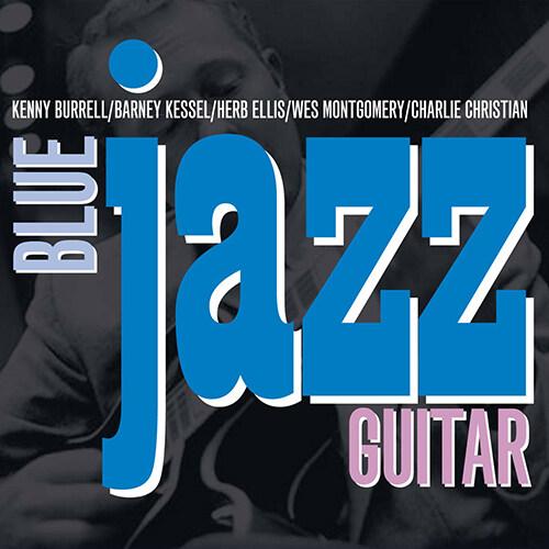[수입] Blue Jazz Guitar [2CD]