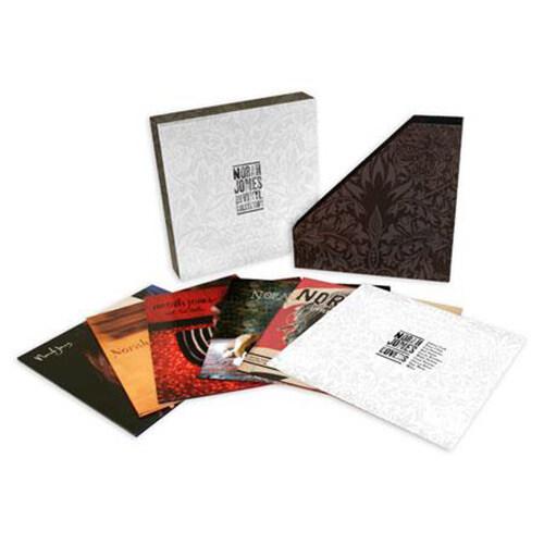 [중고] [수입] 노라 존스 - LP 콜렉션 박스세트 [200 gram 7LP 세트]