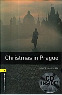 Oxford Bookworms Library: Level 1:: Christmas in Prague audio CD pack (Package)