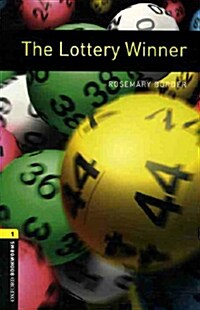 Oxford Bookworms Library Level 1 : The Lottery Winner (Paperback + MP3 download, 3rd Edition)
