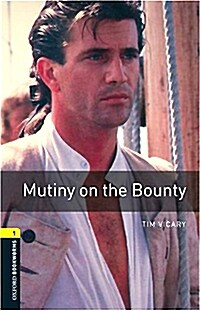 Oxford Bookworms Library: Level 1:: Mutiny on the Bounty audio CD pack (Package)
