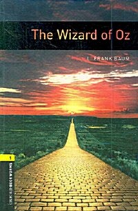Oxford Bookworms Library: Level 1:: The Wizard of Oz audio CD pack (Package)