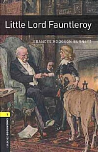 Oxford Bookworms Library: Level 1: Little Lord Fauntleroy (CD-Audio)