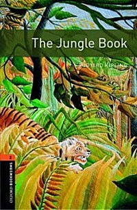 Oxford Bookworms Library Level 2 : The Jungle Book (Paperback, 3rd Edition)