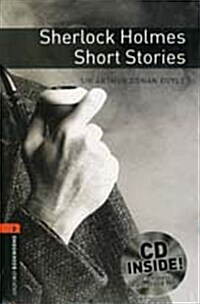 Oxford Bookworms Library: Stage 2: Sherlock Holmes Short Stories Audio CD Pack (Package)