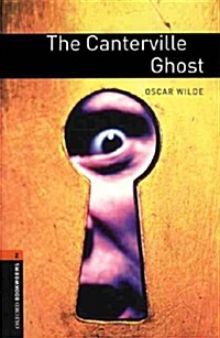 Oxford Bookworms Library: Level 2:: The Canterville Ghost audio CD pack (Package)
