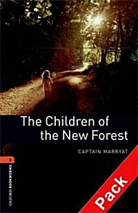 Oxford Bookworms Library: Level 2:: The Children of the New Forest audio CD pack (Package)