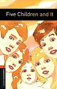 Oxford Bookworms Library: Level 2:: Five Children and It audio CD pack (Package)