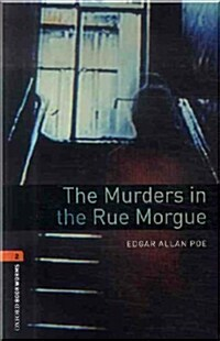 Oxford Bookworms Library: Level 2:: The Murders in the Rue Morgue audio CD pack (Package)