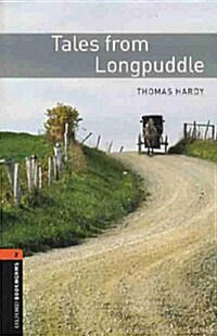 Oxford Bookworms Library: Level 2:: Tales from Longpuddle audio CD pack (Package)