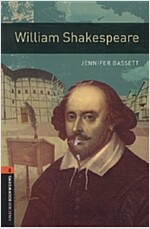 Oxford Bookworms Library: Level 2:: William Shakespeare audio CD pack (Package)