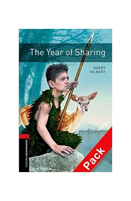 Oxford Bookworms Library Level 2 : The Year of Sharing (Paperback + CD, 3rd Edition)