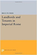 Landlords and Tenants in Imperial Rome (Paperback)