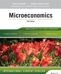 Microeconomics (Paperback, 5th)