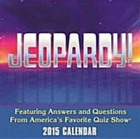 Jeopardy! 2015 Calendar (Paperback, Page-A-Day )